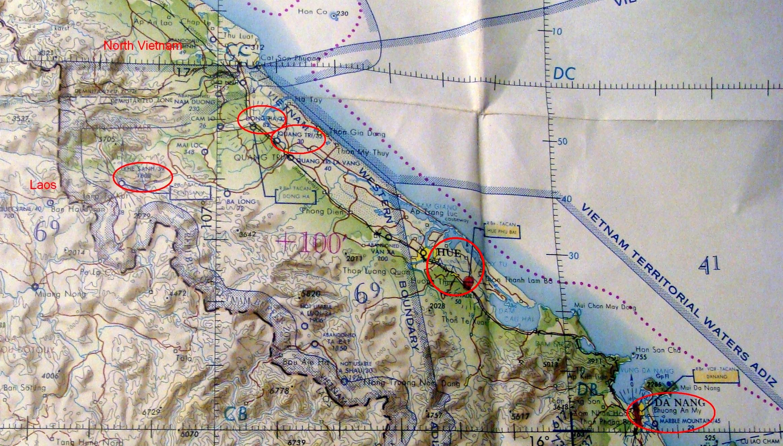 Lai Khe Vietnam Map.Lam Son 719 Khe Sanh Combat Airlift In Vietnam